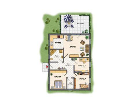 bungalow 80 qm bungalow hausbau in und um berlin edas massivhaus