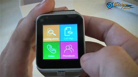 Onix Zgpax Smartwatch S29 review of the smartwatch watchphone zgpax s28 test