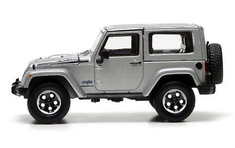 Greenlight Jeep Wrangler Polar Greenlight Diecast 2014 Jeep Wrangler Polar Limited Edition