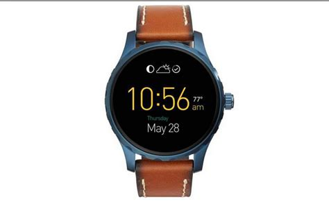 Harga Jam Tangan Michael Kors Smartwatch fitur dalam smartwatch fossil q marshal