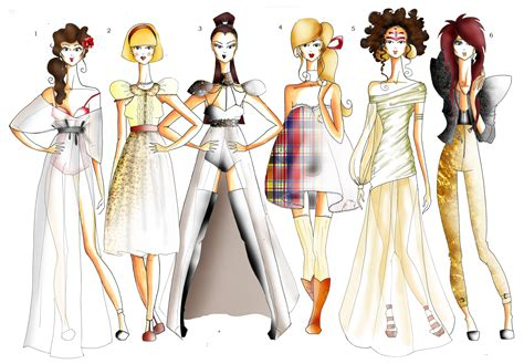 fashion illustration measurements fashion storyboard labellamia2011
