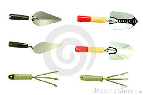 types of garden tools gardening tools stock photography image 16949112