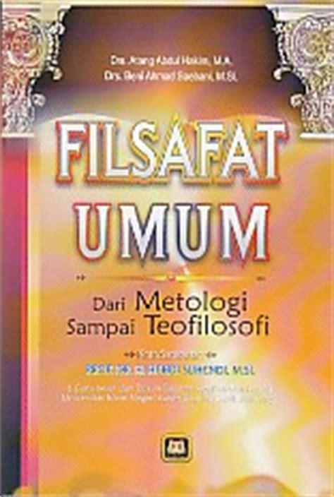 Buku Filsafat Ilmu Dan Metode Penelitian Vn filsafat umum toko buku penelitian