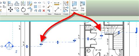 what is section line revit rocks revit jogged section lines