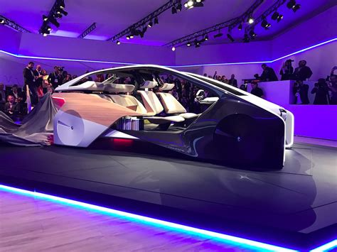 future bmw interior bmw reveals concept interior for driverless car pictures