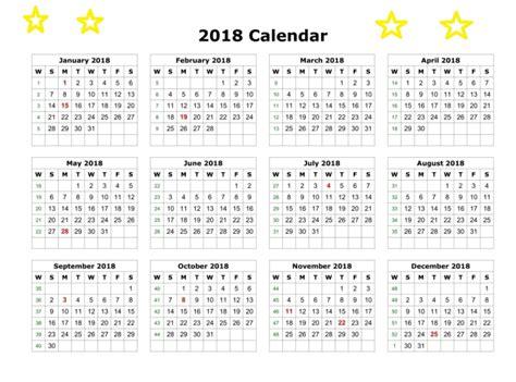 printable calendar 2018 daily 2018 printable calendar template calendar 2018