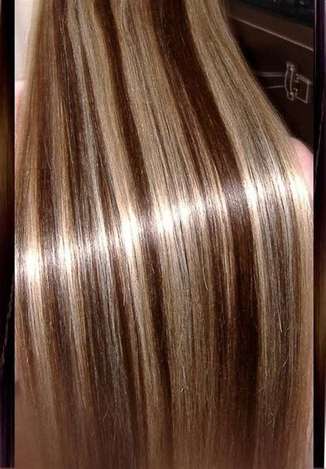 blonde pretty brown hair color highlights beautiful hair pinterest highlights
