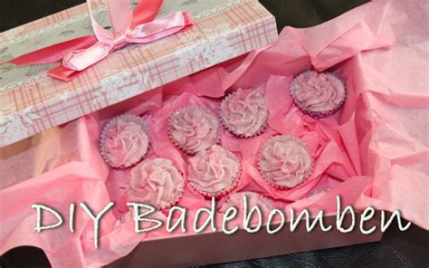 cupcake badekugeln selber machen diy badebomben