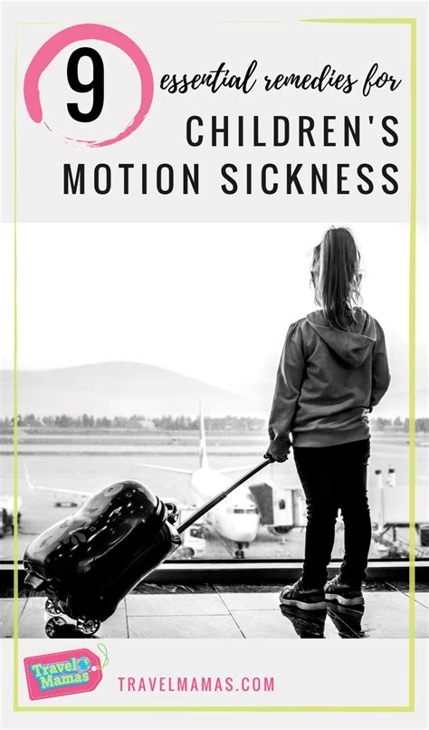 Ways To Prevent Motion Sickness by 9 Tips For Relieving Motion Sickness In Children Adults