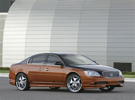 2007 buick lucerne mtx audio review top speed