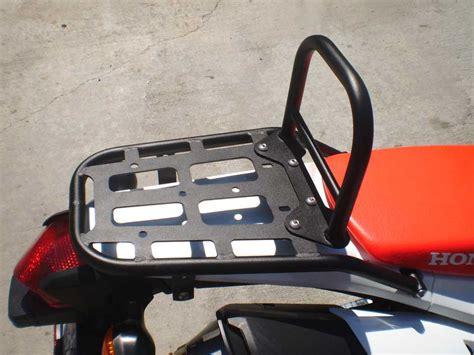 Crf250l Rack by Crf250l Crf250m Xl Rear Luggage Rack With Sissy Bar Image 2