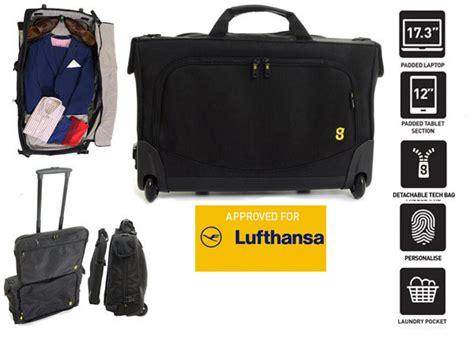 lufthansa cabin bags 55x40x23 lufthansa luggage