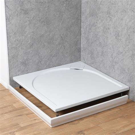 shower tray ascent premier ascent premier 30mm rectangle shower tray