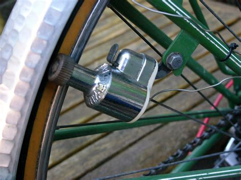 dynamo lights for bikes review lighting damn it restoring vintage bicycles from the