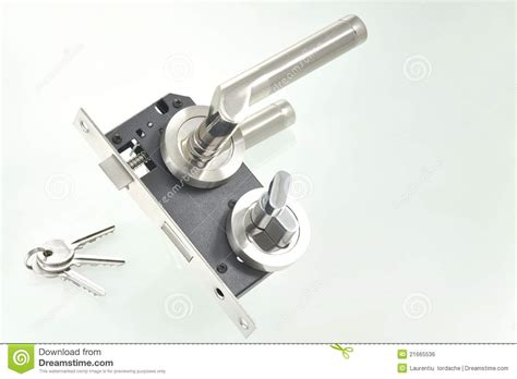 parts of a drawer lock door lock parts royalty free stock image image 21665536