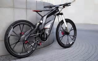 Audi E Bike Audi E Bike W 246 Rthersee Una Bici Elettrica Dalle