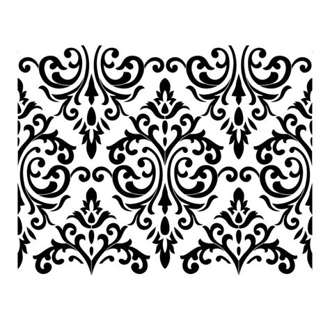 damask pattern font 144 best stencil ideas images on pinterest adhesive