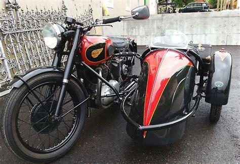 Oldtimer Motorr Der Ch by Motorrad Oldtimer Kaufen Bsa A10 650 Seitenwagen Motorrad
