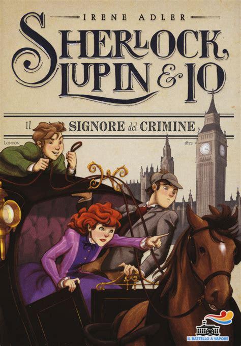 libro sherlock lupin y yo sbt