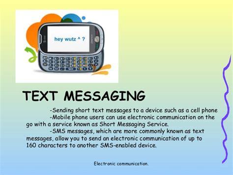 8 Advantages Of Electronic Communication by Electronic Communication