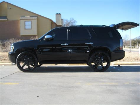 Tricked Out 2015 Chevy Tahoe Autos Post