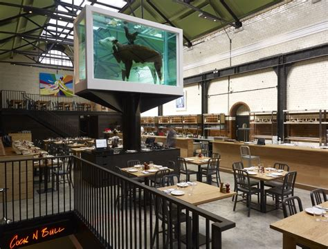 The Tram Shed by Hix At The Tramshed Rivington