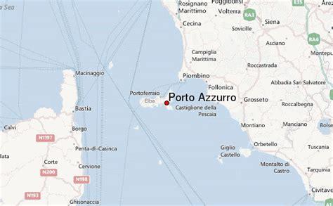 meteo porto azzurro guide urbain de porto azzurro
