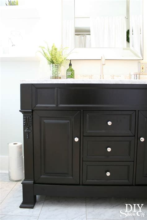 Bathroom Vanity Pulls Bathroom Makeover Diy Show Diy Decorating And Home Improvement Blogdiy Show