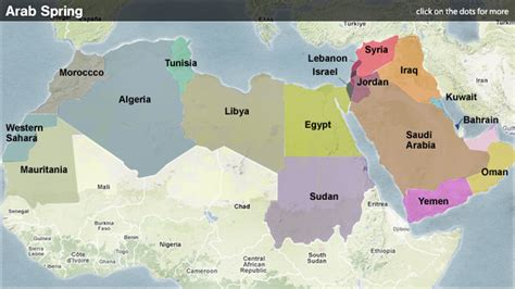 map of arab countries the arab one year on regimes toppled but nations