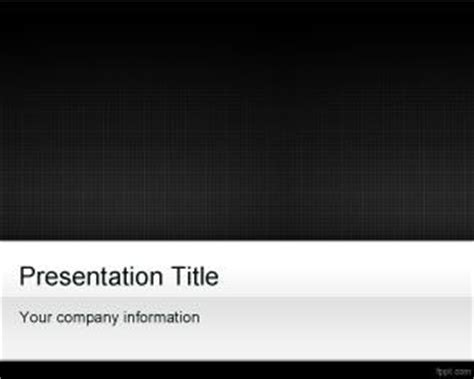 Professional Black And White Powerpoint Template Black And White Powerpoint Templates