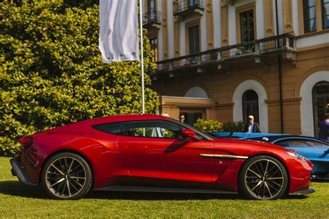 Villa D Este 2016 Aston Martin Vanquish Zagato Concept