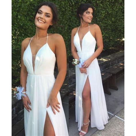 prom dresses,long prom dresses,white prom dresses,halter