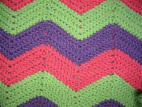 zig zag step pattern zig zag afghan 183 how to stitch a knit or crochet blanket