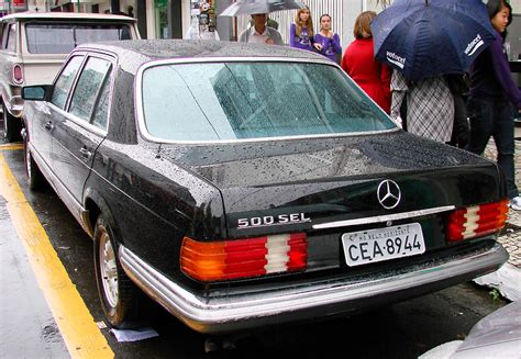 Sel The Shop Sle Size 1984 mercedes 500sel classic cars today