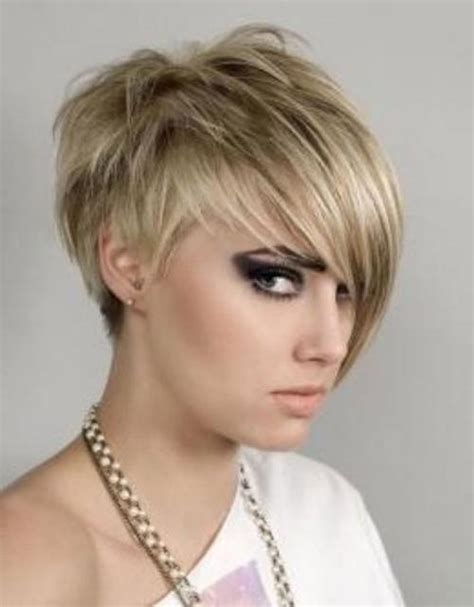 ideas  short hairstyle  teenage girls
