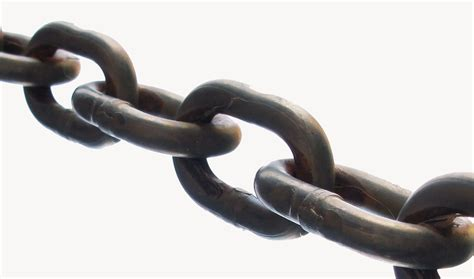 The Links In The Chain chain links ki doc