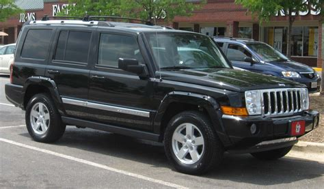 Camander Jeep File Jeep Commander Jpg Wikimedia Commons