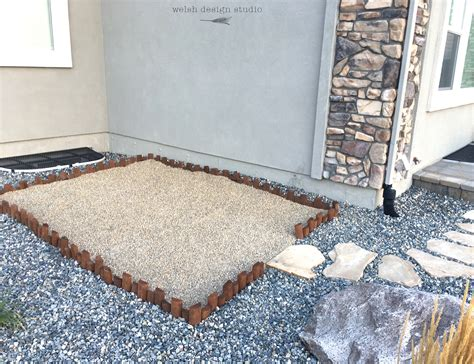 how to make a dog area in your backyard how to make a dog potty area welsh design studio