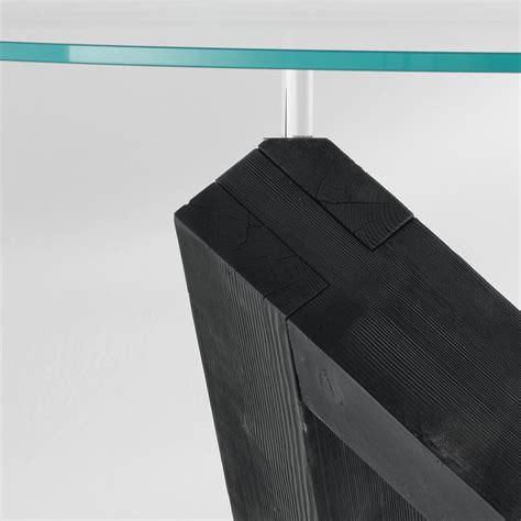 tavolo da pranzo rotondo tavolo da pranzo rotondo in legno con piano in cristallo bao