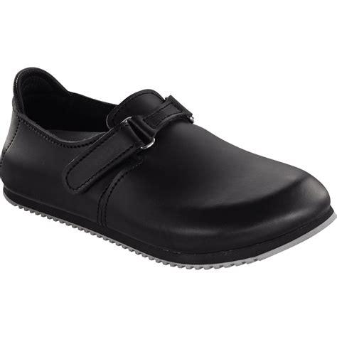 birkenstock closed toe sandals birkenstock birkenstock linz grip black 583184