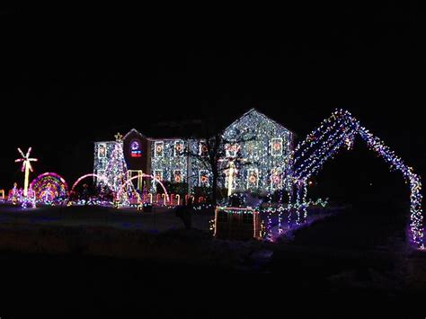 best connecticut christmas lights