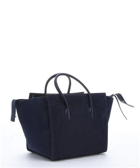 Trapeze Togo Combi Suede Maroon blue velvet bag sale bags