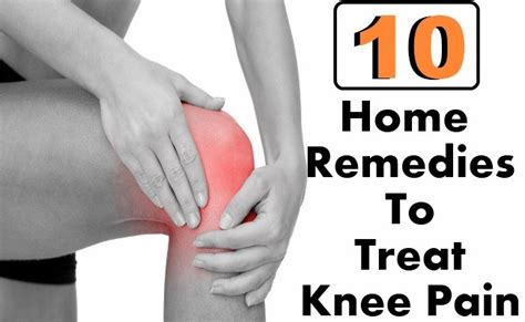 10 home remedies to treat knee diy home remedies