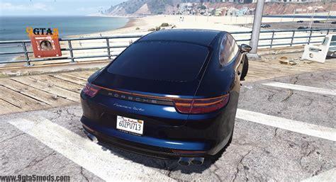 Porsche Vehicles by Porsche All Panamera Models Gta 5 Vehicles 9gta5mods
