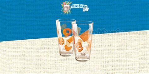 bicchieri da bianco bicchieri mulino bianco omaggio da carrefour omaggiomania