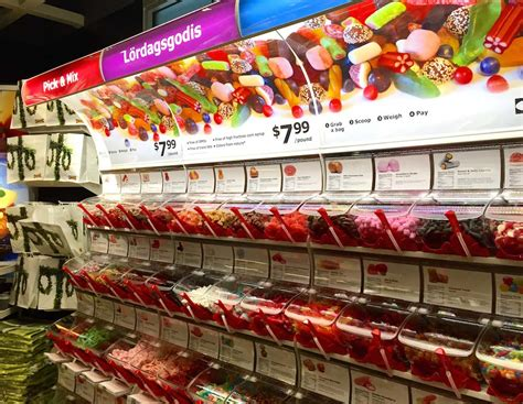 ikea pickup in store ikea to bring pick and mix candy shops to canada