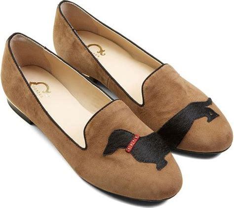 daschund slippers c dachshund slipper loafer in brown taupe black