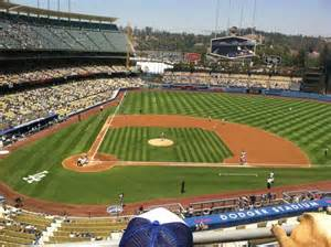 section 10 rs dodger stadium dodger stadium section 10rs home of los angeles dodgers