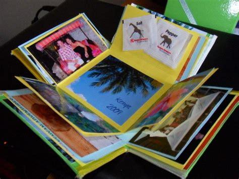 surprise photo explosion box   fold  origami box