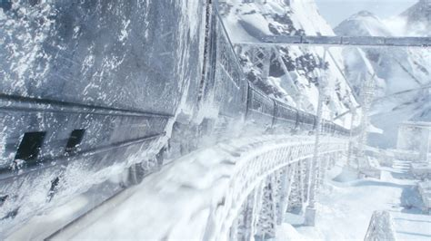 film frozen train snowpiercer we must all of us on this train of life